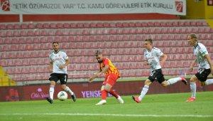 Süper Lig: Kayserispor: 3 - Beşiktaş: 1