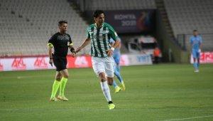 Süper Lig: Konyaspor: 0 - Çaykur Rizespor: 0