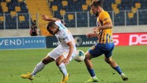 Süper Lig: MKE Ankaragücü: 1 - Alanyaspor: 4