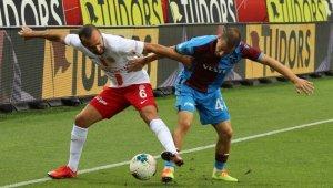Süper Lig: Trabzonspor: 2 - Antalyaspor: 2