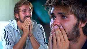 Survivor'da ödülü kazanan takım, ailelerini görünce gözyaşlarına boğuldu