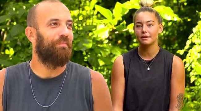 Survivor sonrası tatile çıktılar... Sercan, Aycan'ın arabadaki doğal halini paylaştı