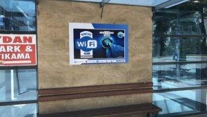 Taşköprü Belediyesi ücretsiz internet hizmeti başlattı