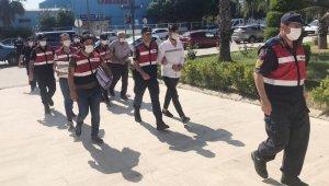 Tefeci operasyonunda 2 kişi tutuklandı