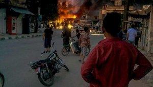 Tel Abyad'da terör saldırısı: 6 ölü