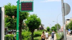 Termometreler 42 dereceyi gösterdi, Bursalılar gölgeye kaçtı - Bursa Haberleri