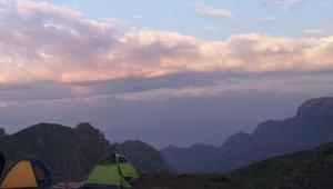 Terörün ardından oluşan huzur ile dağlar şenlendi