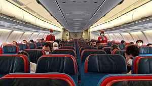 THY'de 18 yaş altı uçak yolcuları artık tek başına seyahat edebilecek