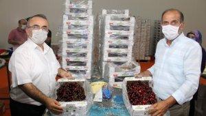 TKDK'dan alınan hibe desteğiyle kurulan tesiste ihracat başladı