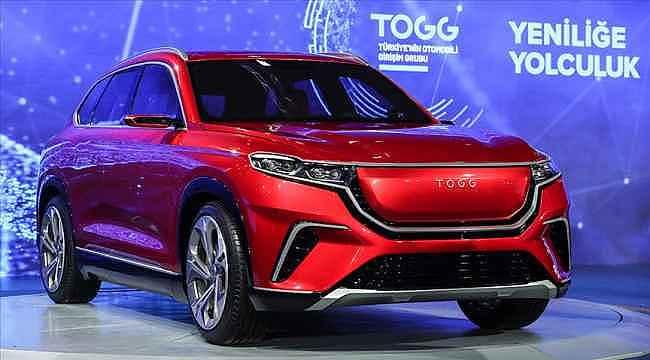 TOGG 2022'de yollarda olacak... Yerli otomobil fabrikasının temeli atılıyor - Bursa Haberleri