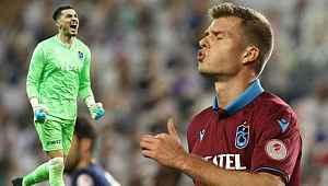 Trabzonspor'da transfer hareketliliği... Sörloth, Uğurcan Çakır, Novak...