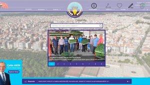 Turgutlu Belediyesinin İnternet sitesi yenilendi