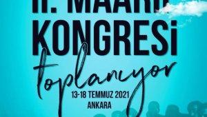 """Türk Eğitim-Sen: """"1. Maarif Kongresi'nin 100. yılında aynı ruh ve heyecanla 2. Maarif Kongresi'ni düzenliyoruz"""""""