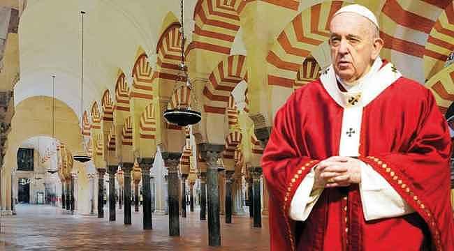 Türk tarihçi ve ilahiyatçılar Papa'ya sordu: 'Cordoba için de acı çekiyor mu?'