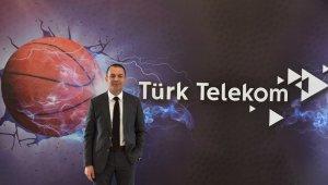 """Türk Telekom Gençlik ve Spor Kulübü Başkanı Yusuf Kıraç: """"Hedefimiz gruptan çıkmak"""""""