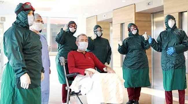 Türkiye'de koronavirüs hastalarının yüzde 88'i iyileşti