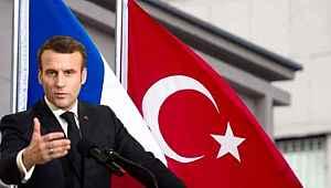 Türkiye'den Fransa lideri Macron'un küstah tehditlerine sert yanıt: Haddi değil