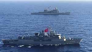 Türkiye ile ABD'den Akdeniz'de ortak tatbikat