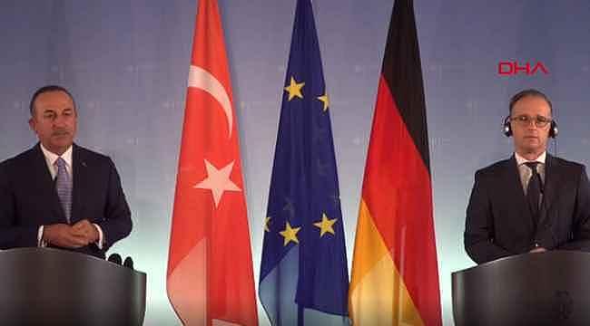 Türkiye ile Almanya arasında flaş 'seyahat' açıklaması...