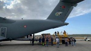 Türkiye'nin gönderdiği tıbbi yardımlar Venezuella'ya ulaştı