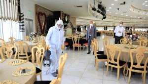 Tuşba Belediyesinin 'hijyen seferberliği' hız kesmeden devam ediyor