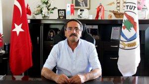 Tut Belediye Başkanı Kılıç'ın 15 Temmuz mesajı