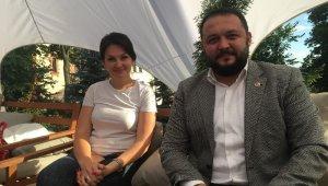 """Ukraynalı milletvekili Marçenko: """"Türk vatandaşlarının sınırlarımızda sorunlarla karşılaşmaması için çalışıyoruz"""""""
