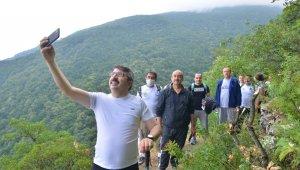 Uludağ'da tabiat yürüyüşü