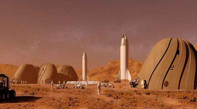 Uzay mimarisinde en iyi fikirler - Bursa Haberleri