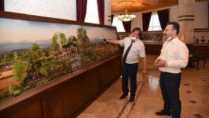 Vali Aksoy Adnan Menderes Müzesi'ni inceledi