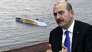 Van Gölü'ndeki tekne faciasında hayatını kaybeden sayısı 6'ya yükseldi