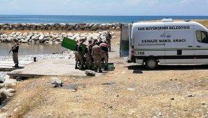Van Gölü'nde çıkarılan ceset sayısı 21'i buldu