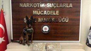 Van'da 5 kilo 635 gram uyuşturucu ele geçirildi