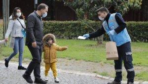 Vatandaşlara 2 milyona yakın hijyen paketi dağıtıldı