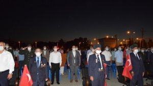 Viranşehir'de 15 Temmuz Demokrasi ve Milli Birlik Günü kutlamaları
