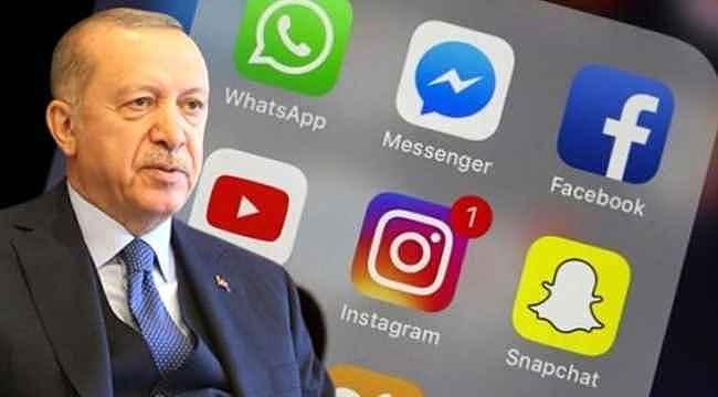 Ya Fransa modeli ya ABD modeli... Düzenleme için Erdoğan'ın masasında 2 formül var