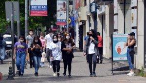 Yalova'da 136 kişiye maske cezası