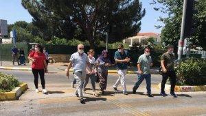 Yaşlı kadını dolandırıcılardan Aydın polisi kurtardı