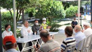Yenişehir Mahallesine 18 milyon lira yatırım