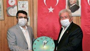 Yıldırım Belediye Başkanı Yılmaz, esnafı ziyaret etti - Bursa Haberleri