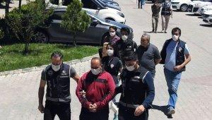 Yozgat'ta aralarında FETÖ üyesinin de bulunduğu 6 kişi kaçak kazı yaparken yakalandı