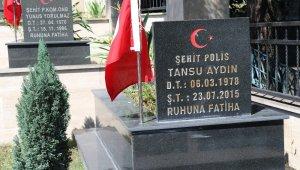 Zonguldak'ta mezarlıklara tedbirli ziyaret