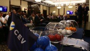 2021 CEV Şampiyonlar Ligi'ne katılacak takımlar belli oldu