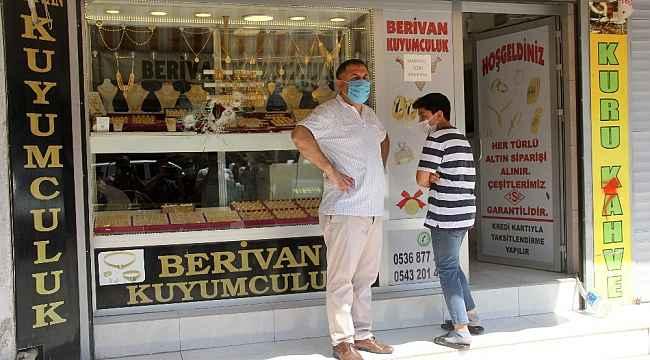 Adana'da çekiçle kuyumcu soygunu girişimi - ASAYİŞ - Haber16