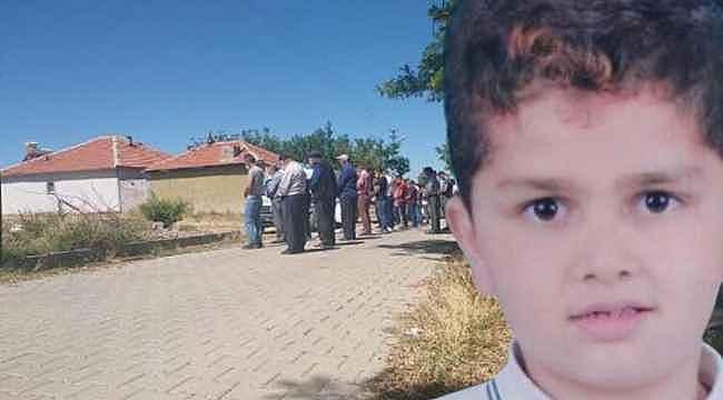 Ağabeyi tarafından öldürülen 8 yaşındaki Seyit Taha son yolculuğuna uğurlandı