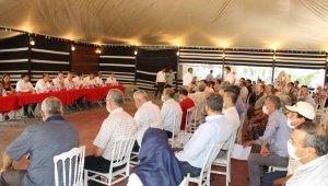 AK Parti Aydın Milletvekillerinden Koçarlı çıkartması
