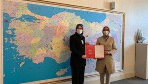 AK Parti Malatya İl Kadın Kolları Başkanlığına atama
