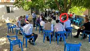 AK Partili vekilin ziyareti, Bakan Koca'yı kızdıracak
