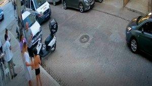 Alanya'da otomobildeki 2 çocuğu kaçırma girişimi