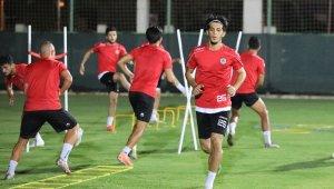 Alanyaspor'da yeni sezon hazırlıkları başladı